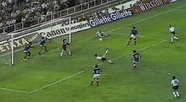 Deutschland - Frankreich: WM-Halbfinale 1982