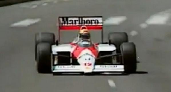 Ayrton Senna (Monaco)