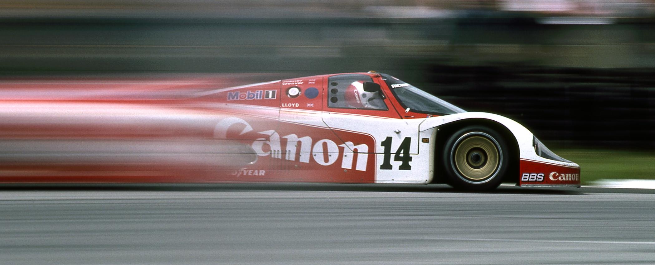 Le Mans 1985  Porsche 956C von Jonathan Palmer (RX-Guru)