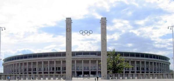 Olympiastadion Berlin (Nikolai Schwerg)