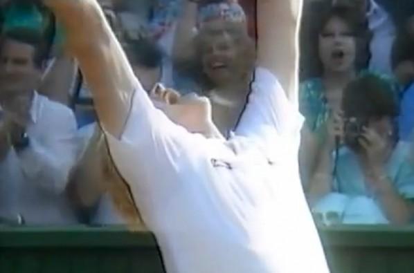 Boris Becker gewinnt Wimbledon 1985