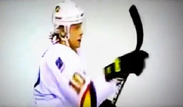 Pavel Bure, #10, Vancouver Canucks