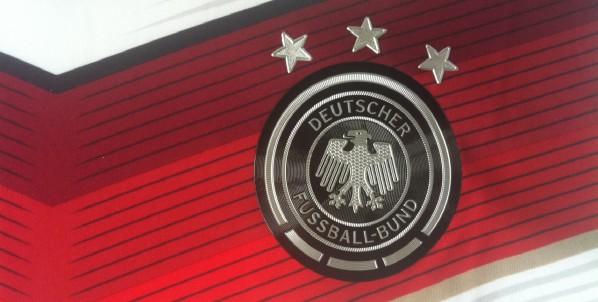 Deutschland-Trikot WM-2014
