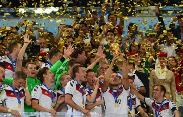 Deutschland ist Weltmeister 2014 (Agência Brasil)