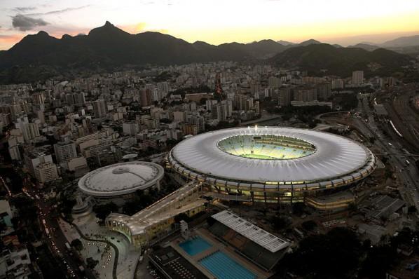 Maracana-Stadion (Erica Ramalho)