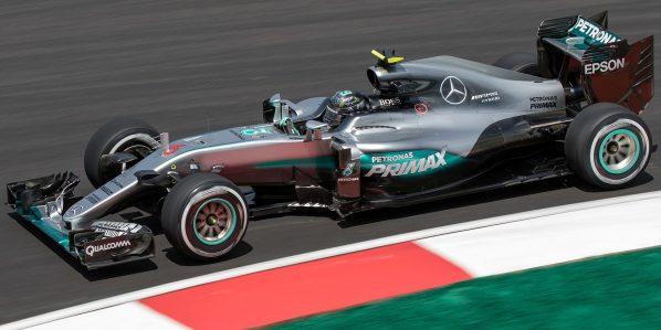 Nico Rosberg Malaysia 2016 (Photo: Morio)